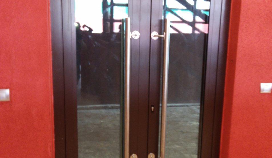 Protech Securit - Bulletproof double-leaf doors
