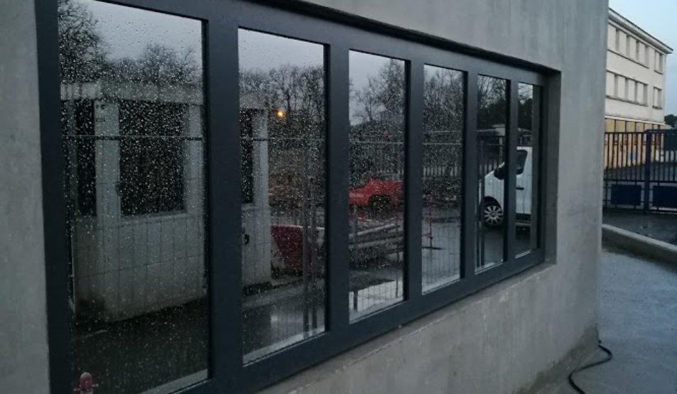 ProTech Securit bulletproof fixed windows