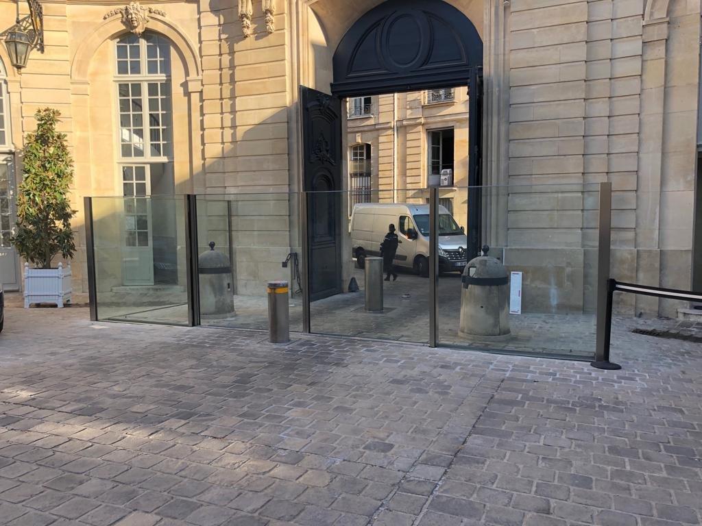 Protech Securit - bulletproof sliding doors