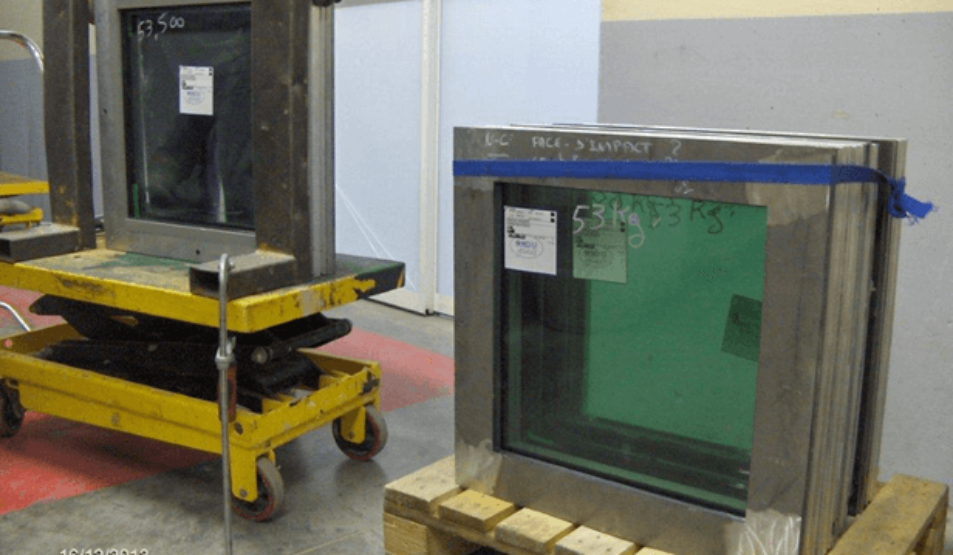 chassis fixe pont thermique ProTech Securit