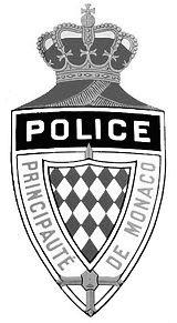 logo police monaco